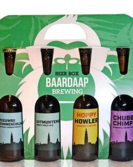 Bierbox Baardaap brewing